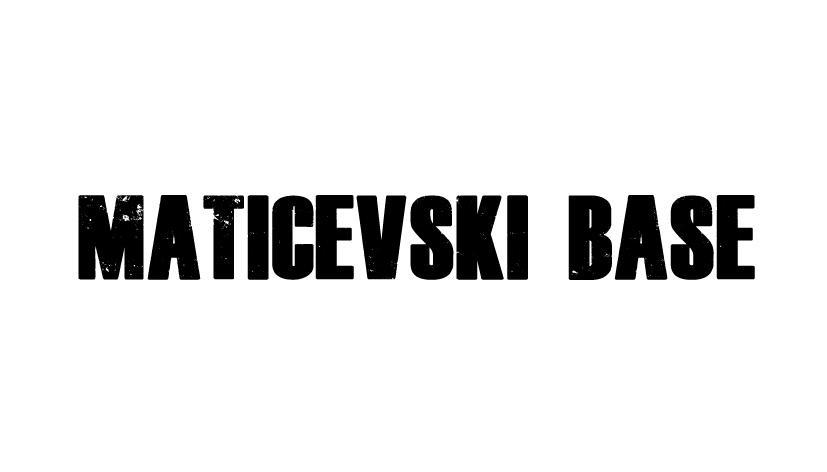 MATICEVSKI BASE