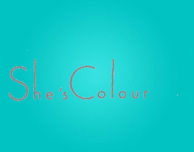 SHE'S COLOUR