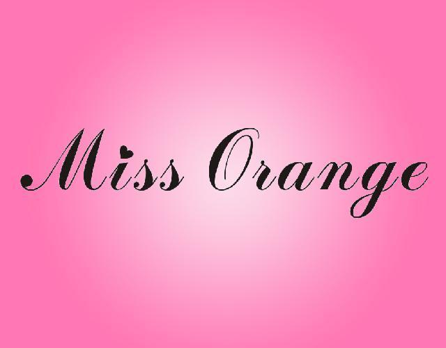 MISSORANGE(桔子小姐)