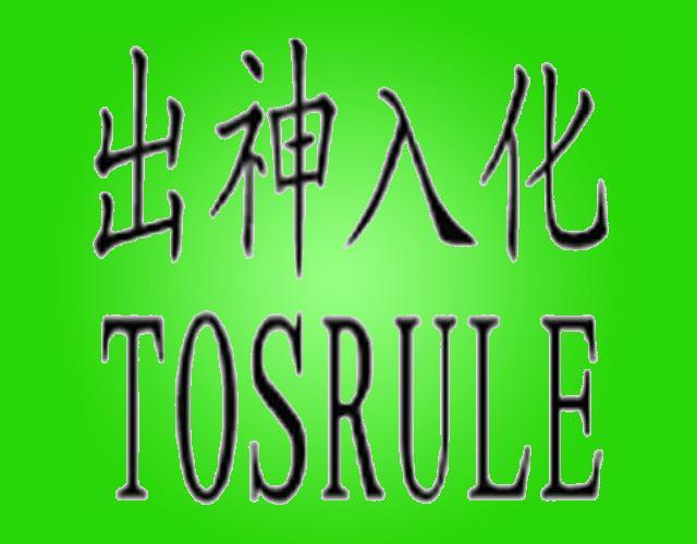 出神入化 TOSRULE