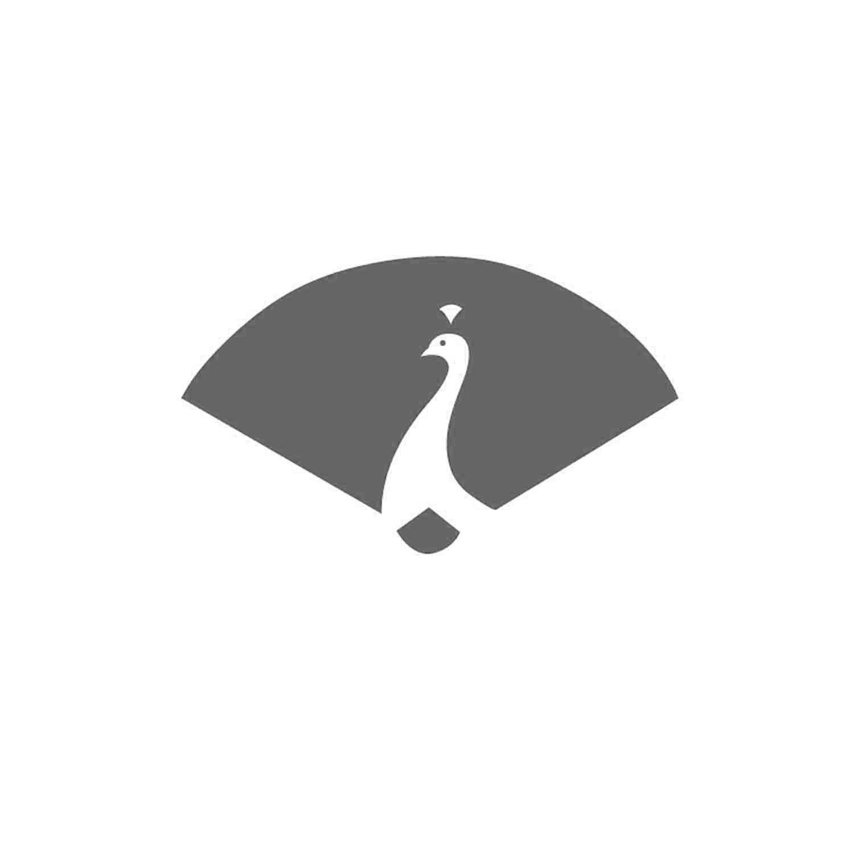 图案(扇鸟)