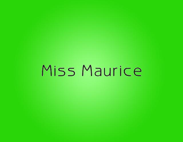 MISS MAURICE