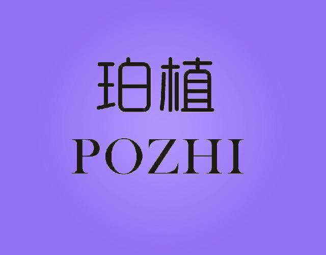 珀植,POZHI