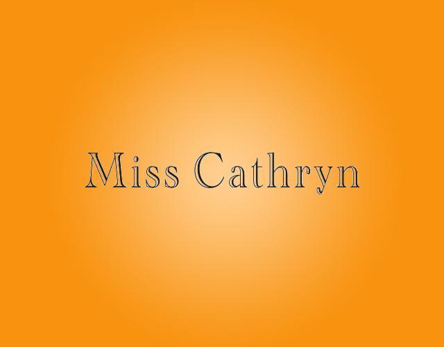 MISS CATHRYN