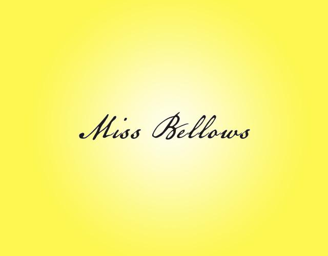 MISS BELLOWS