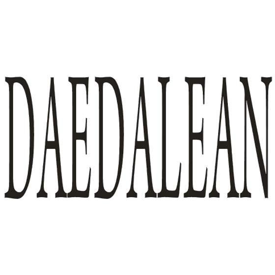 DAEDALEAN