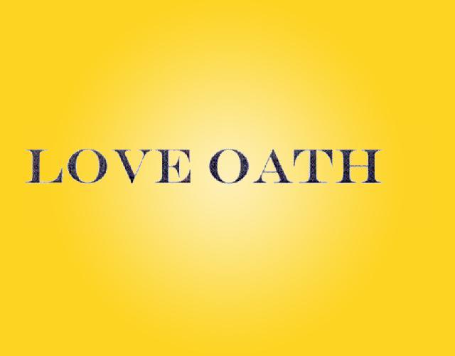 Love oath