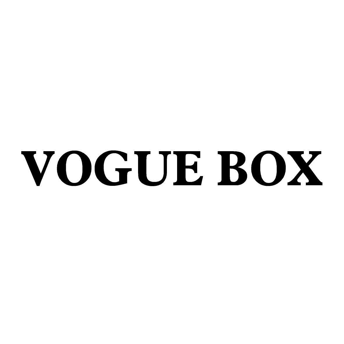 VOGUE BOX