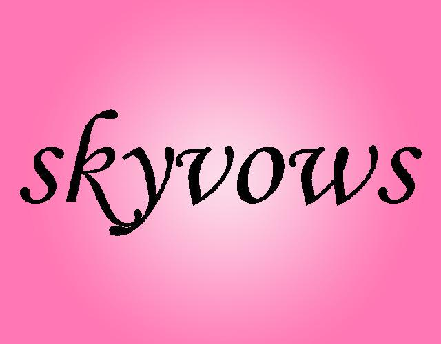 skyvows