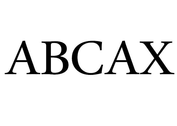 ABCAX