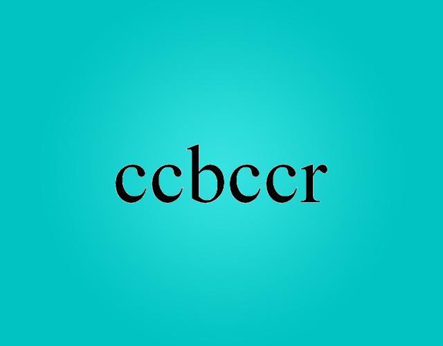 CCBCCR