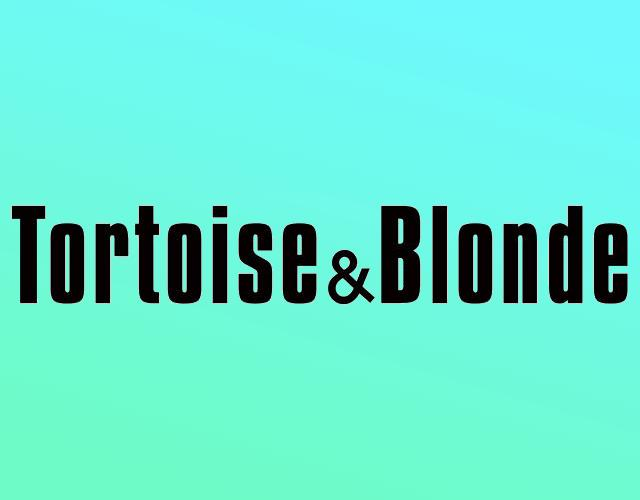 Tortoise&Blonde