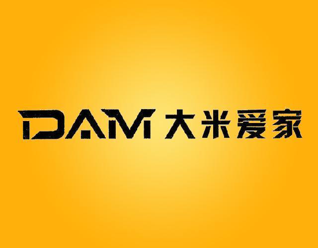 大米爱家DAM