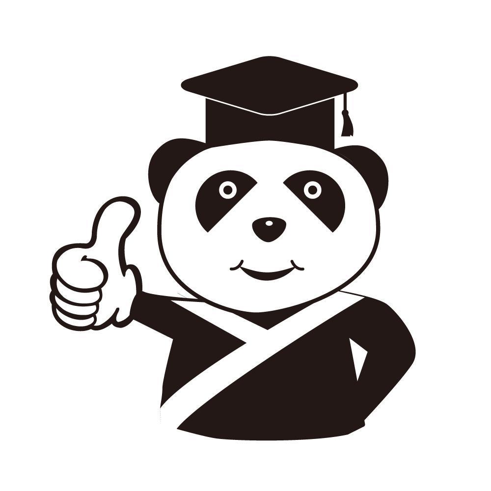 熊猫博士图形