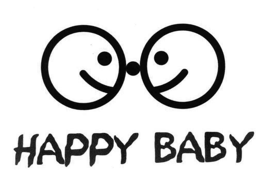 happy baby及图