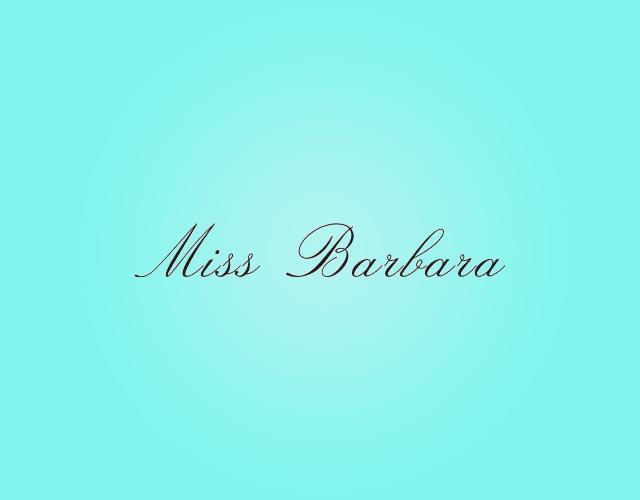 MISS BARBARA