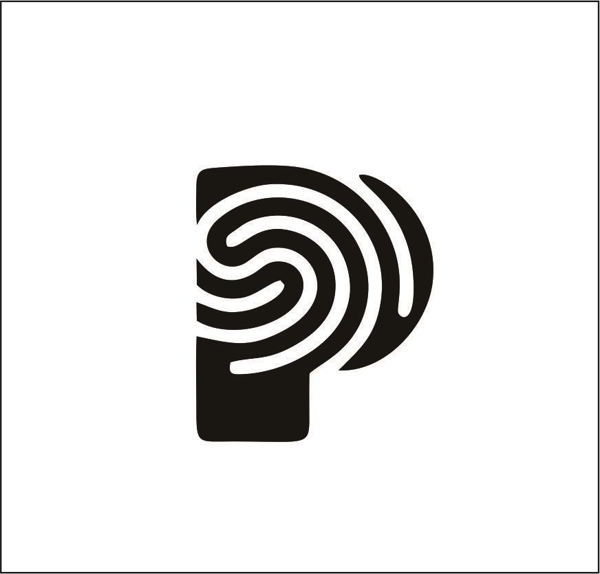 P指纹图形