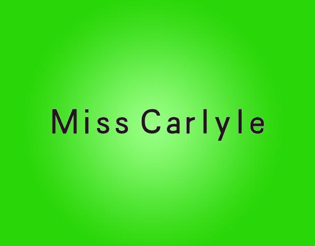 MISS CARLYLE