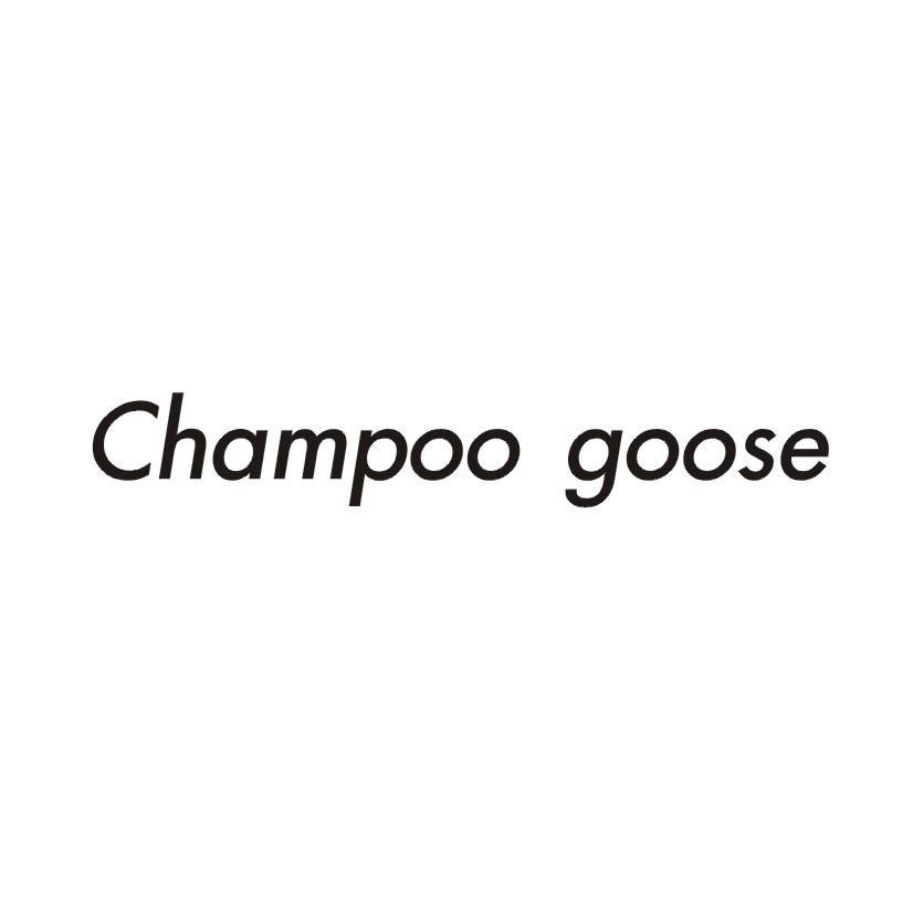 CHAMPOO GOOSE
