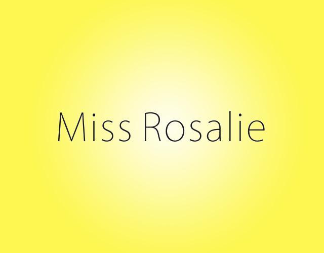 MISS ROSALIE