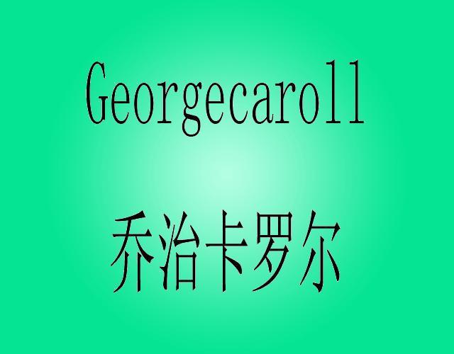乔治卡罗尔 GEORGECAROLL