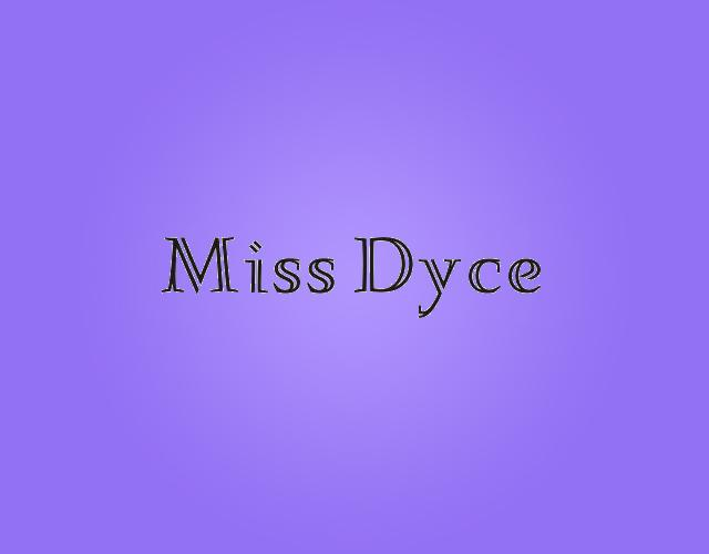 MISS DYCE