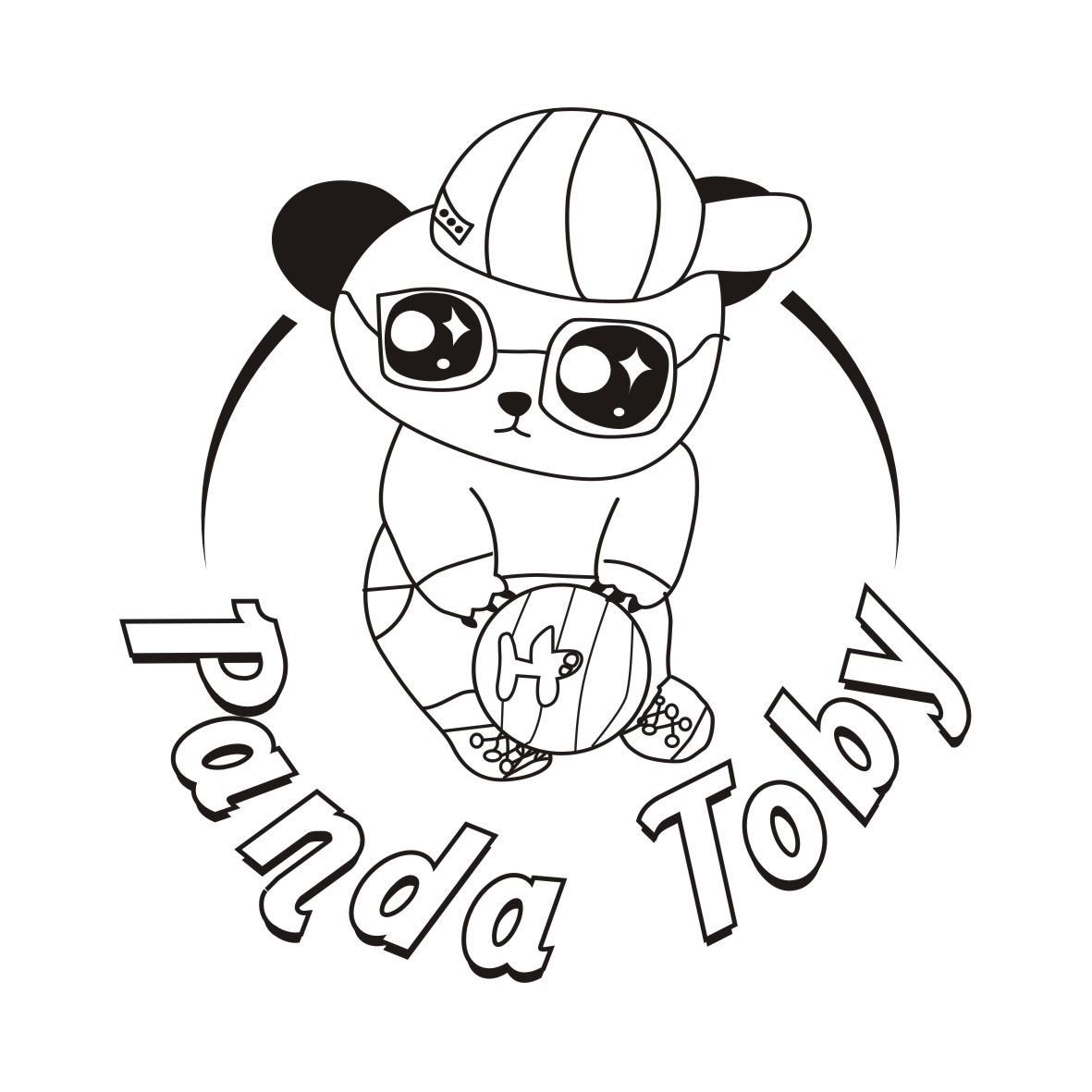 PANDA TOBY+图形