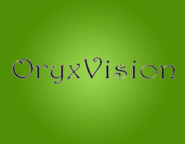 ORYXVISION