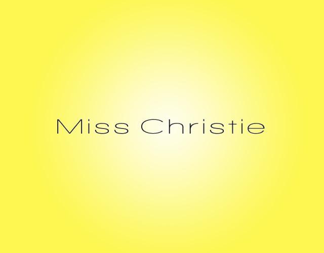 MISS CHRISTIE