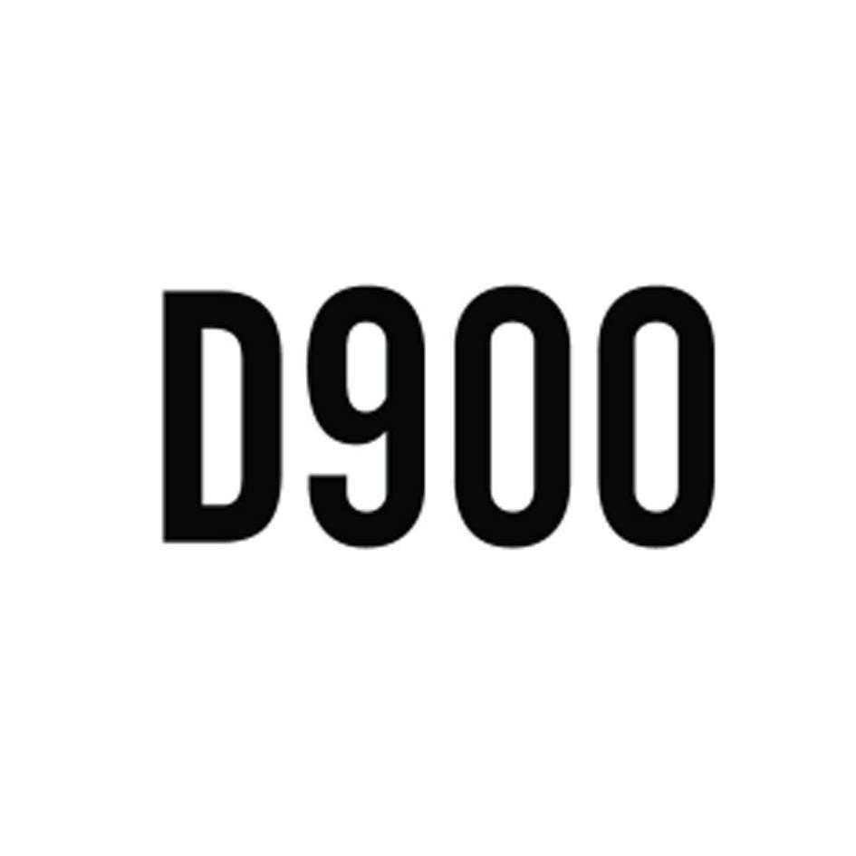 D 900
