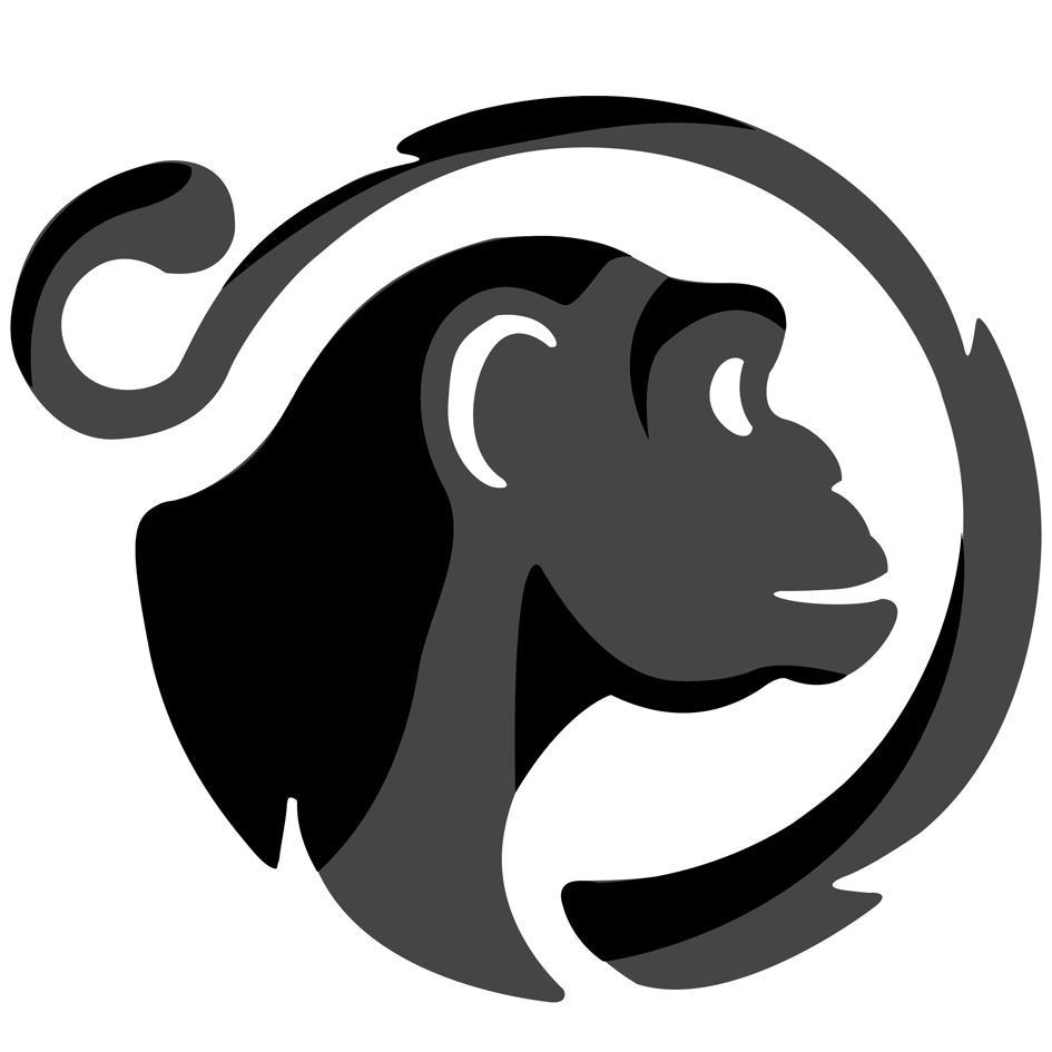 猿人头图形