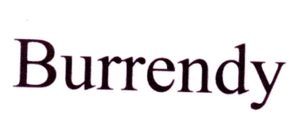 Burrendy