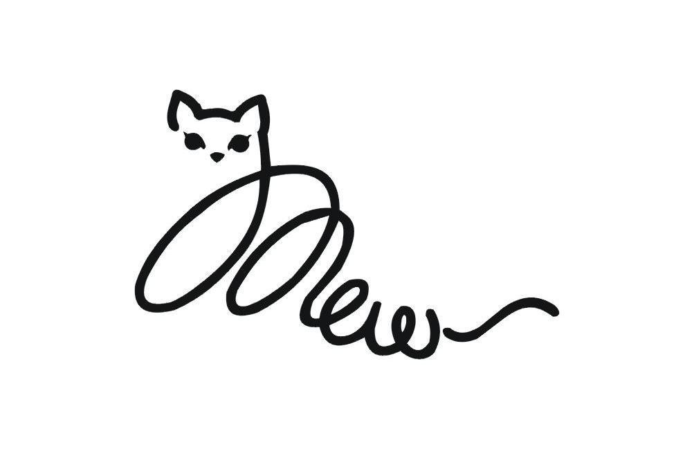 螺纹猫图形