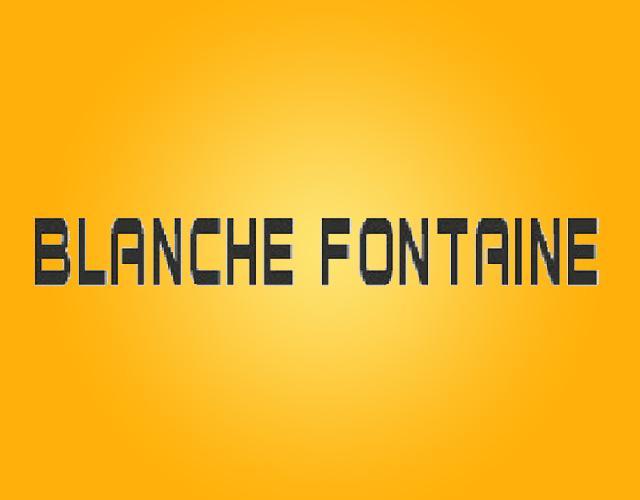 BLANCHEFONTAINE